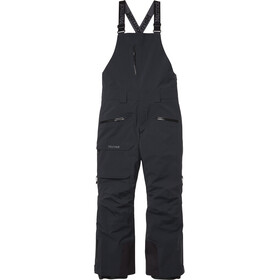 Marmot Smokes Run Bibs Heren, black